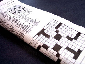 Word Puzzle Newspaper